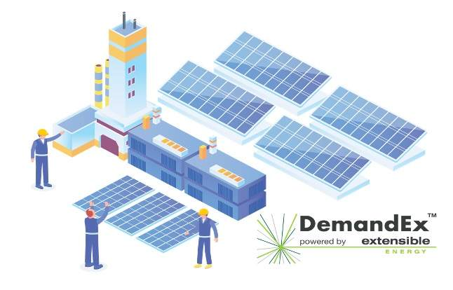 Extensible Energy_DemandEx logo